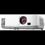 NEC P451W Desktop projector 4000ANSI lumens 3LCD WXGA (1280x800) White data projector