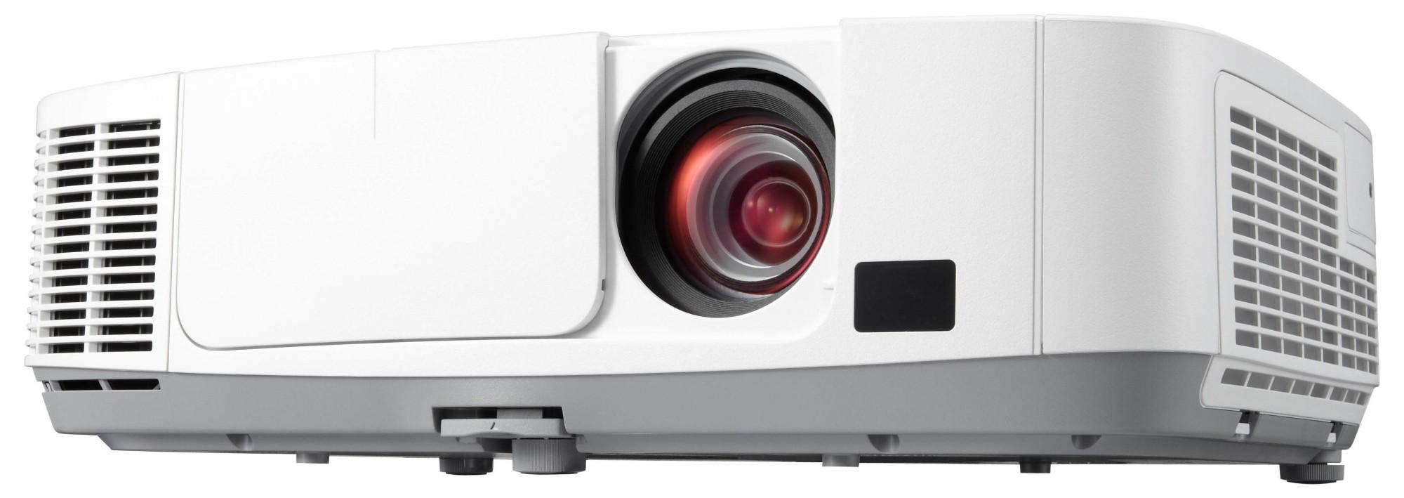 NEC P451W 4000ANSI lumens 3LCD WXGA (1280x800) Desktop projector White