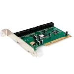 StarTech.com Tarjeta Adaptadora PCI Controladora de Disco IDE PATA 2 Puertos UDMA 133