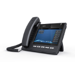 Fanvil C600 IP phone Black Wired handset TFT