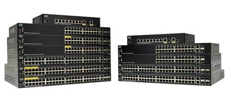 Cisco SG250-10P-K9-EU network switch Managed L2 Gigabit Ethernet (10/100/1000) Black Power over Ethernet (PoE)