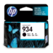 HP 934 Original Negro 1 pieza(s)