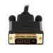 StarTech.com 3 ft DisplayPort to DVI Active Adapter Converter Cable – DP to DVI 2560x1600 – Black DP2DVIMM3BS