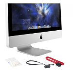 OWC Internal SSD DIY Kit SATA III SATA III Black,Red SATA cable