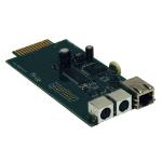 Tripp Lite SNMP/Web Management Accessory Card, SmartPro or SmartOnline UPS Systems