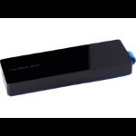 HP USB-C Travel Dock USB 3.0 (3.1 Gen 1) Type-C Black