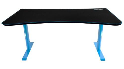 Arozzi Arena -BLUE computer desk Black, Blue