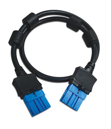APC SMX039-2 1.2m Black power cable