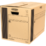 Fellowes 6206502 Packaging box Black,Brown 1 pc(s)