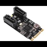 SYBA SI-ADA40149 interface cards/adapter SATA Internal