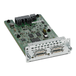 Cisco NIM-4T= network switch module