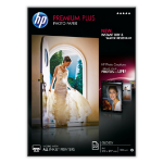 HP Premium Plus Glossy papel fotográfico Brillo