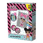 MGA Entertainment Children's Glitter Surprise, Unisex, 6 Years or Above, Multi-colour (14197)
