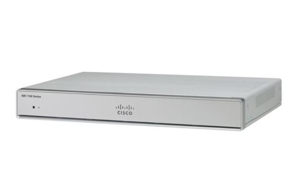 Cisco C1101-4P router inalámbrico Gigabit Ethernet Gris