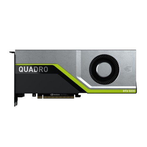 PNY VCQRTX5000-PB graphics card NVIDIA Quadro RTX 5000 16 GB GDDR6