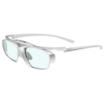 Acer 3D glasses E4w White / Silver stereoscopic 3D glasses Silver, White 1 pc(s)
