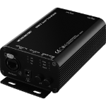 Monacor DTRA-2 audio converter Black