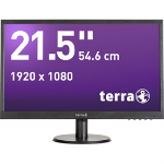 "Wortmann AG 2225W 21.5"" Full HD TN computer monitor"