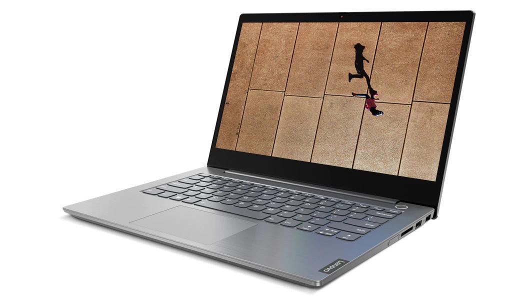 "Lenovo ThinkBook 14 Portátil Gris 35,6 cm (14"") 1920 x 1080 Pixeles Intel® Core™ i5 de 10ma Generación 8 GB DDR4-SDRAM 256 GB SSD Wi-Fi 6 (802.11ax) Windows 10 Pro"