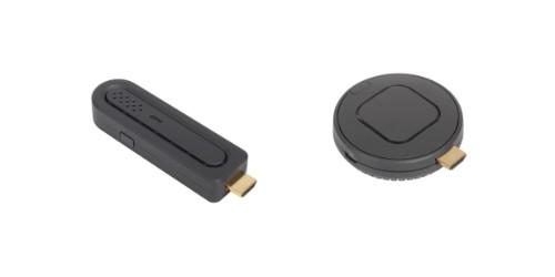 Optoma QuickCast starter kit wireless presentation system Dongle HDMI