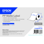 Epson C33S045742 printer label White
