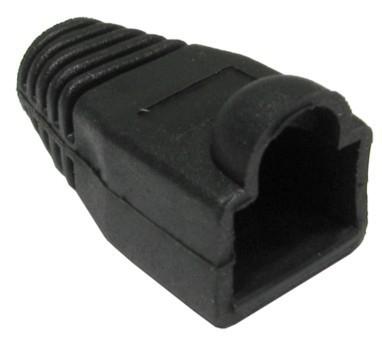 Cables Direct RJ-45 Black