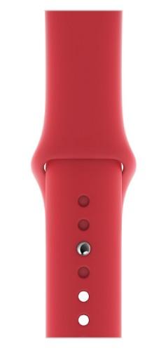 Apple MU9M2ZM/A smartwatch accessory Band Red Fluoroelastomer