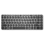 HP Backlit privacy keyboard (International) Keyboard