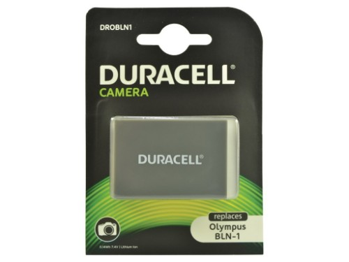 Duracell Camera Battery - replaces Olympus BLN-1 Battery