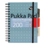 Pukka Pukka A5 Exec Metallic Proj Bk 6336-MET