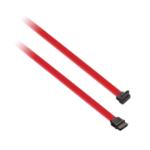 V7 Cable SATA de ángulo recto 7-P (m/m), rojo 0,45 m