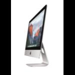 "Apple iMac 21.5"" 1.6GHz 21.5"" 1920 x 1080pixels Silver"