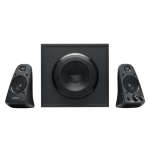 Logitech Z623 2.1channels 200W Black speaker set