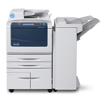 Xerox WorkCentre 5865i 4800 x 1200DPI A3 65ppm Blue,Grey multifunctional