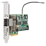 Hewlett Packard Enterprise Smart Array P441/4GB FBWC 12Gb 2-ports Ext SAS PCI Express x8 3.0 12Gbit/s