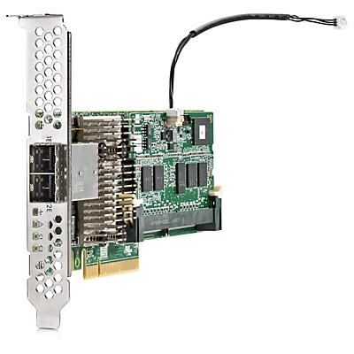 Hewlett Packard Enterprise Smart Array P441/4GB FBWC 12Gb 2-ports Ext SAS