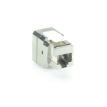 Black Box FMT700 cable interface/gender adapter 1x RJ-45 Silver