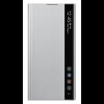 "Samsung EF-ZN975 mobile phone case 17.3 cm (6.8"") Folio Silver"