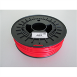 German RepRap 100351 (ABS 3-750 RED) 3D cartridge, 3mm 750 Gr