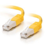 C2G Cat5E STP 10m networking cable U/FTP (STP) Yellow