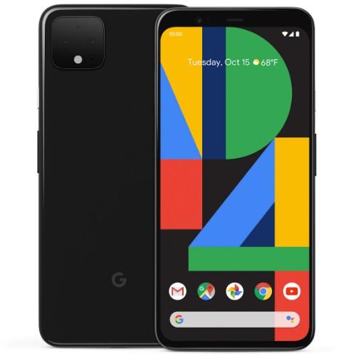 """Google Pixel 4 XL 16 cm (6.3"""") 6 GB 128 GB Black 3700 mAh"""
