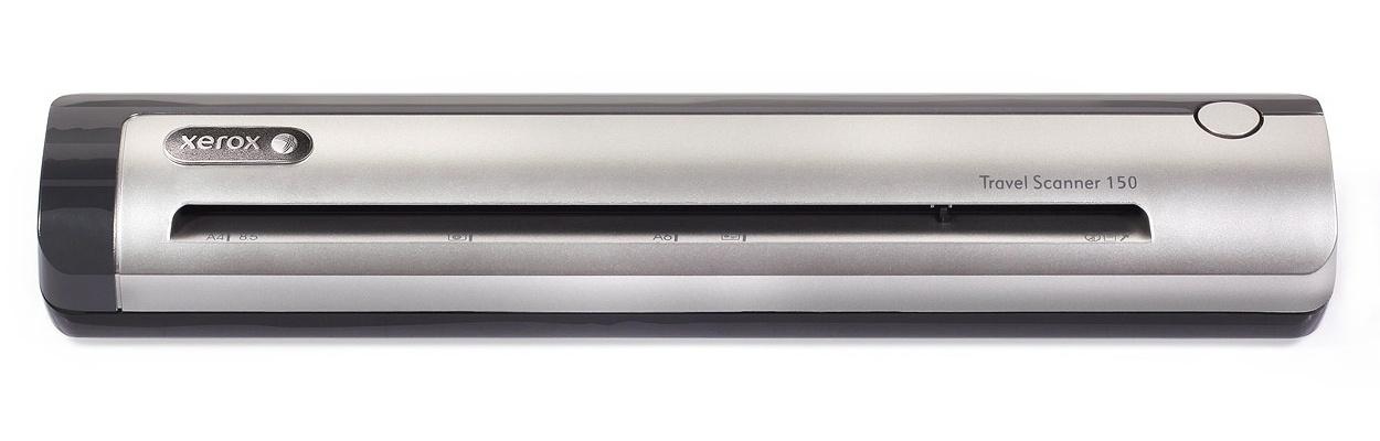 Xerox DocuMate Travel Scanner 150 Sheet-fed scanner 600 x 600DPI A4 Grey