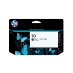 HP 70 Origineel Mat Zwart