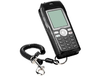 Cisco - Case for wireless phone - leather - for Unified Wireless IP Phone 7925G