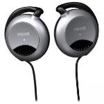 Maxell EC-150 Headphones Ear-hook Silver