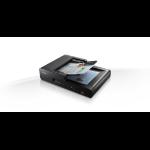 Canon imageFORMULA DR-F120 600 x 600 DPI Escáner de superficie plana y alimentador automático de documentos (ADF) Negro A4