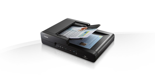 Imageformula Dr-f120 High Speed Document Scanner 20ppm 600dpi USB 2.0