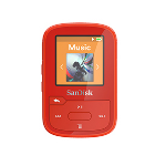 Sandisk SDMX28-016G-G46R MP3 16GB Red