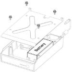 Datamax O'Neil OPT78-2907-01 power supply unit