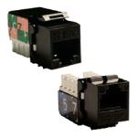 Cablenet Cat5e UTP 110 IDC Keystone Black